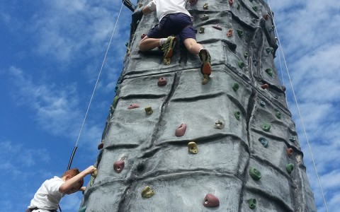Climbing Wall Hire and Rentals