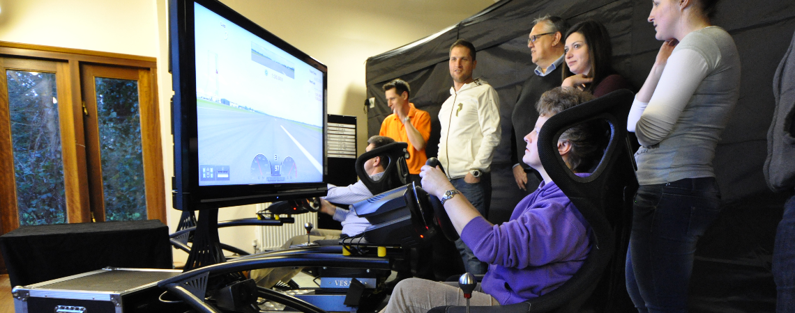 Race Simulators Hire and Rental