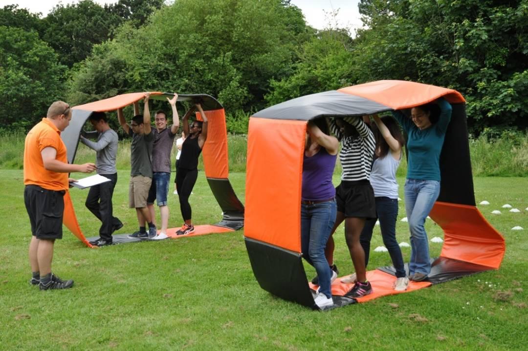 Outdoor Team Building Activities In Dubai