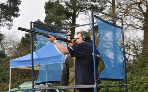 Clay Pigeon Shooting Hire