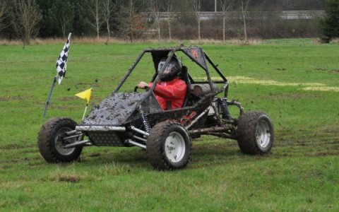 Rage Off-Road Buggy Hire and Rental