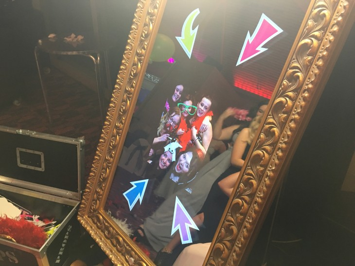 Magic Selfie Mirror Hire and Rental