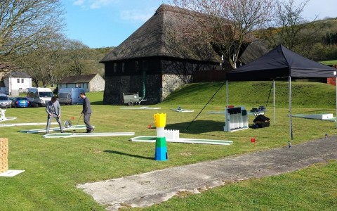 Crazy Golf Hire and Rental