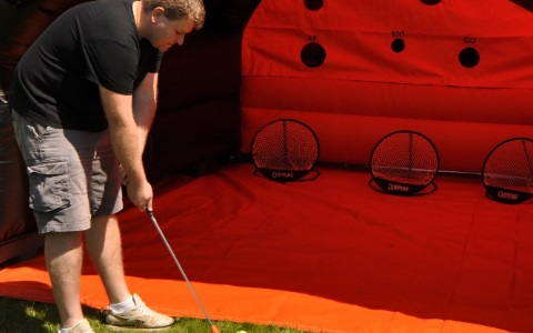 Golf Chipping Hire and Rental
