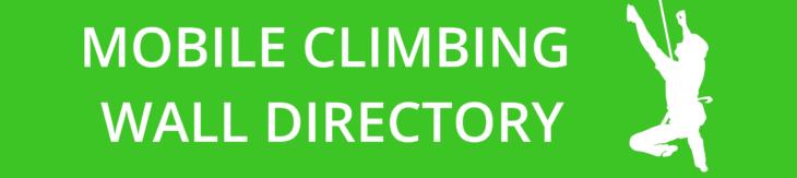 Mobile Climbing Wall Directory Logo