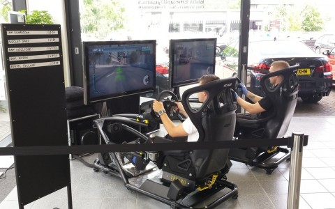 Race Simulators Hire and Rentals