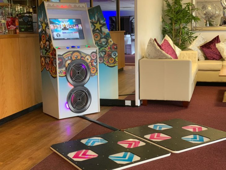 Dance Mat Hire and Rental