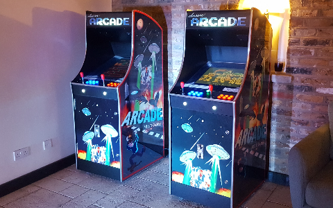 Arcade Games Machine Hire and Rental
