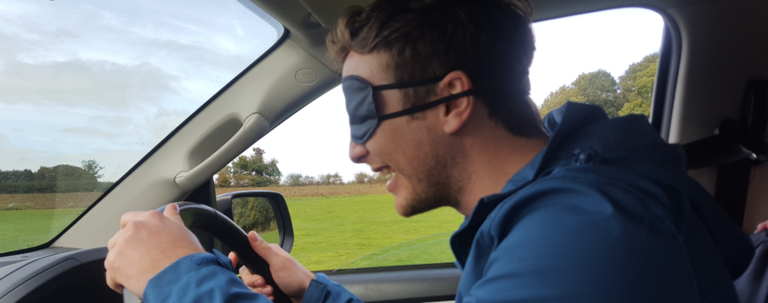 Blindfold 4x4 Driving Altitude Events