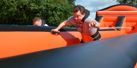 Bungee Run Hire and Rental