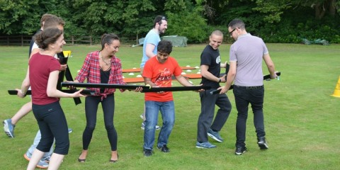 Team Building Activity Days and Activities