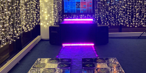 Dance Mats Hire and Rental