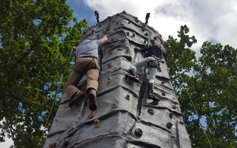 Mobile Climbing Wall Hire and Rental