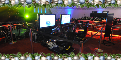 Racing Sims Christmas Hire and Rental