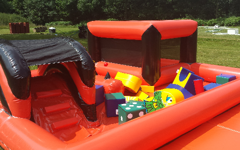 Soft Play Zone Hire and Rental