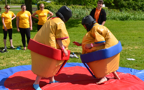 Sumo Suits Hire and Rental