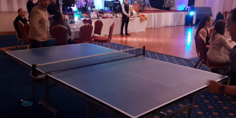 Table Tennis Hire and Rental