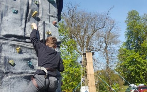 Climbing Wall Hire and Rental