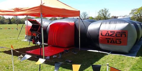 Laser Tag Hire and Rental