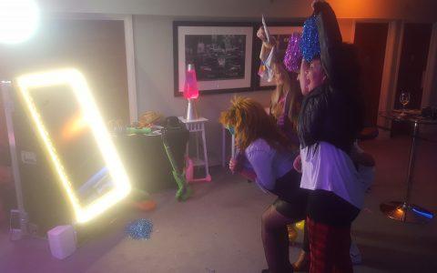Magic Selfie Mirror Hire and Rental