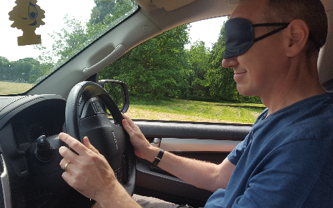 Blindfold Drive Hire and Rentals