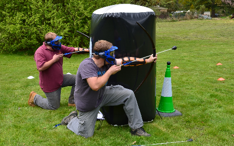 Combat Archery Hire and Rental