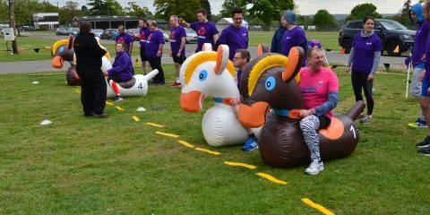 It's a Knockout & Wacky Olympics Hire and Rental
