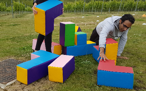 Puzzle Cubes Hire and Rental